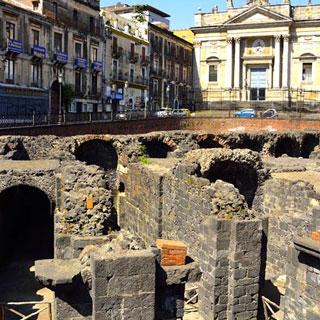 Anfiteatro Greco Romano