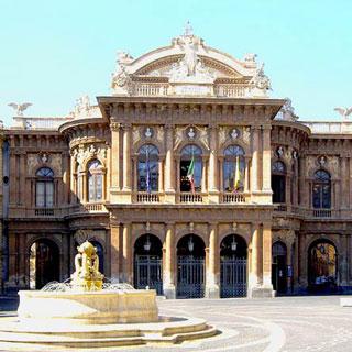 Teatro Massimo - Vincenzo Bellini